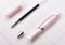 12pcs Black Retractable Bullet Point Gel Pen KINIYO Stationery
