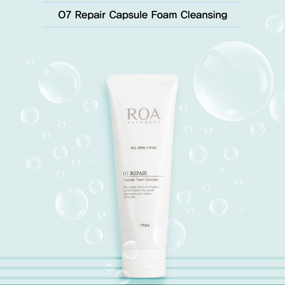 Charcoal Capsule Face Cleanser