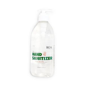HAND SANITIZER with 70% Natural Ethyl Alcohol