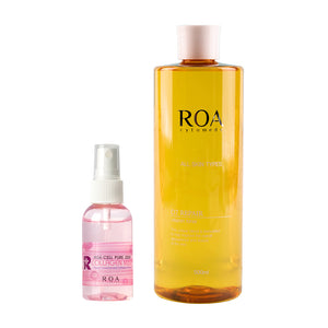 Facial Toner and Jelly Mist Set