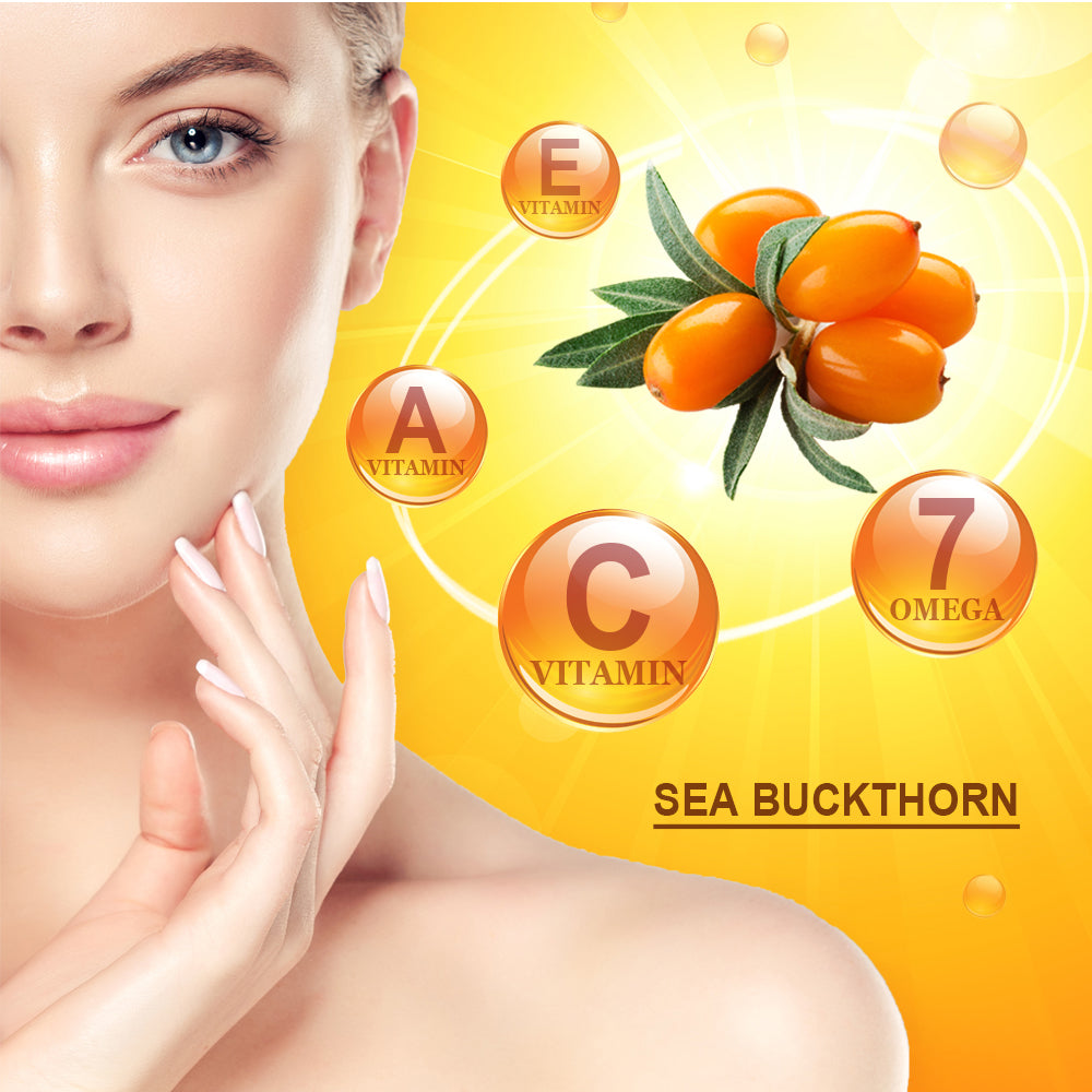 Sea Buckthorn Vitamin Facial Toner Small