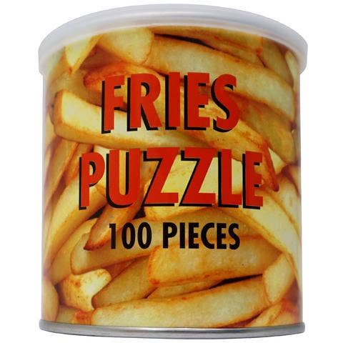 Fast Food Puzzles