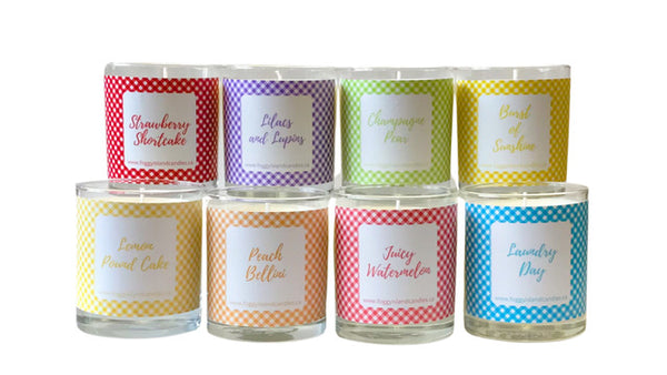 Spring & Summer Candles
