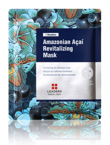 7 Wonders Amazonian Açai Revitalizing Mask