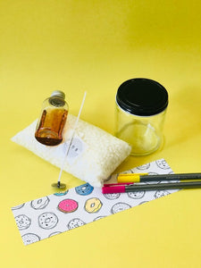 DIY Donut Colouring & Candle Making Kit