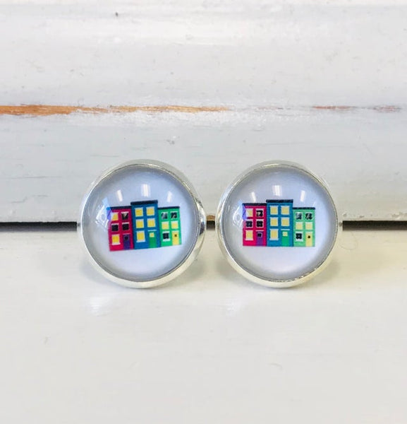 Jellybean Lane Earrings