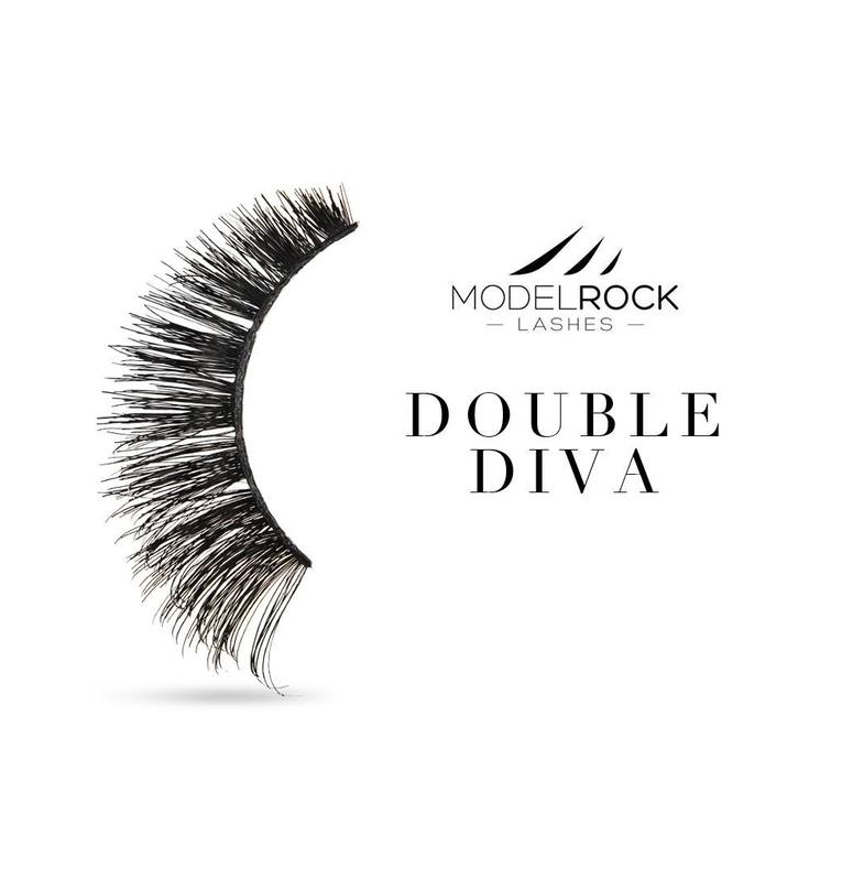 Double DIVA - Double Layered Lashes