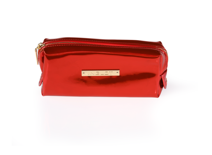 Inglot Cosmetic Bag Mirror Red