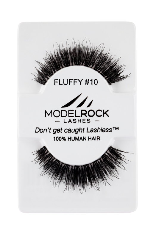Kit Ready Lashes - Fluffy Collection #10