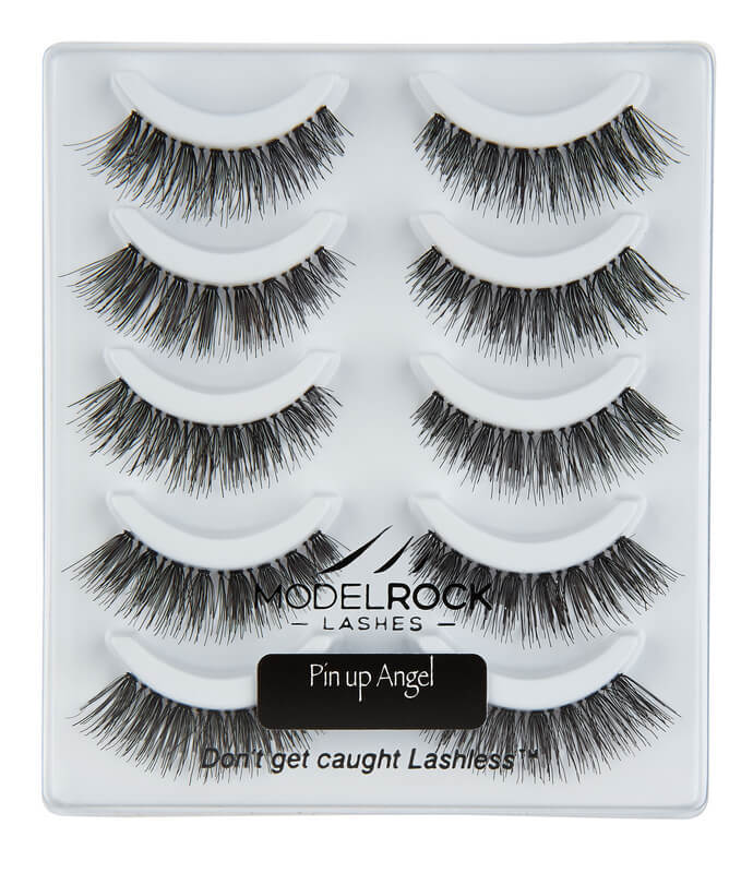 MULTI PACK Pin up Angel - 5 pair lash pack