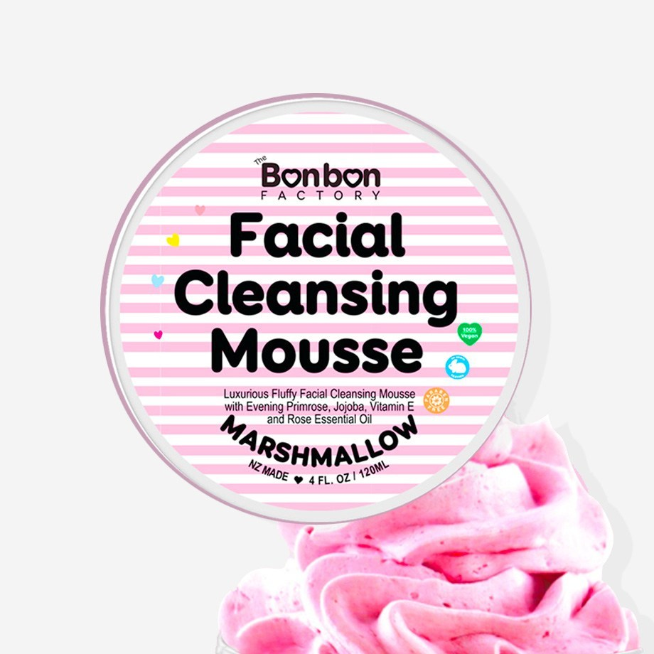 Marshmallow Facial Cleansing Mousse