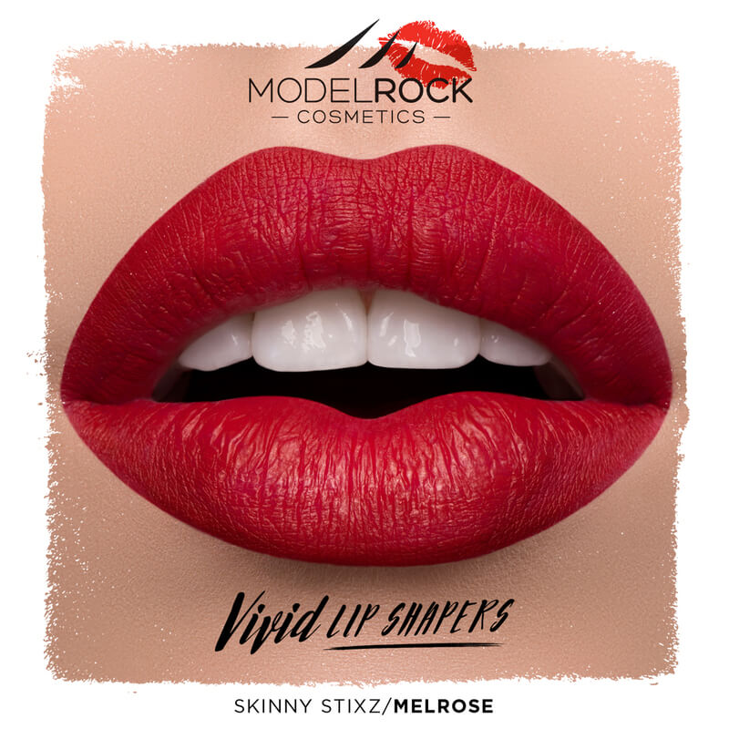 VIVID LIP SHAPERS - MELROSE Skinny Stixz