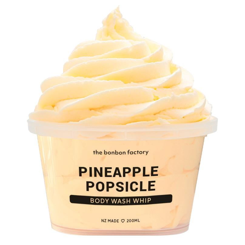 PINEAPPLE POPSICLE BODY WASH