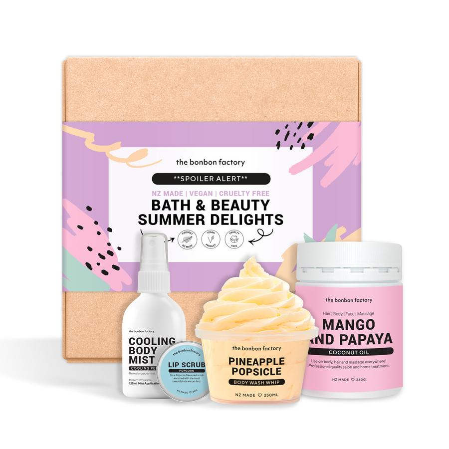 SUMMER DELIGHTS 2020 GIFT BOX