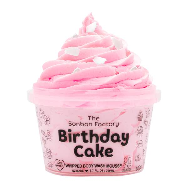 BIRTHDAY CAKE | BODY WASH WHIP
