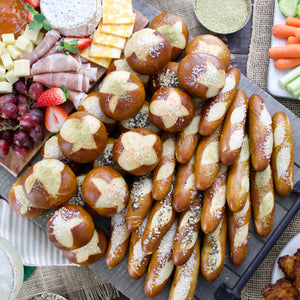 Gourmet Soft Pretzel Party Pack