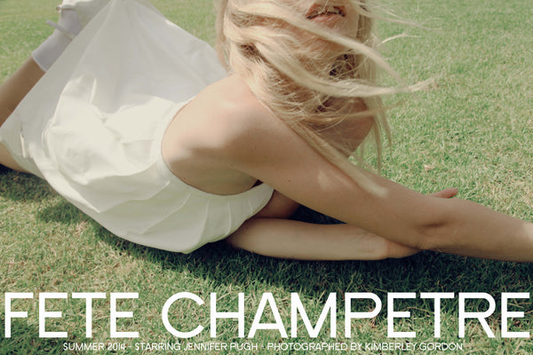 fete champetre clothing