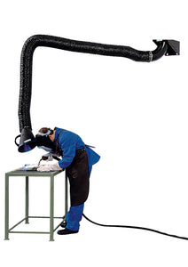 3M Wall Assembly Extraction Arm - Hose 150MM