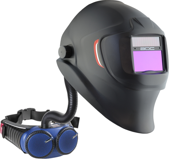 PR 220 Powered Air Respirator Helmet
