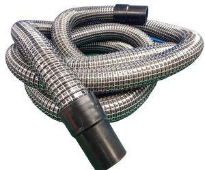 ALLCLEAR SUCTION HOSE DIAM. 45MM, 2.5M LONG