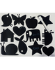 Animal Shapes Blackboard Stickers
