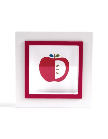 Juicy apple wall art