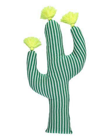 Knitted Cactus Cushion by Meri Meri