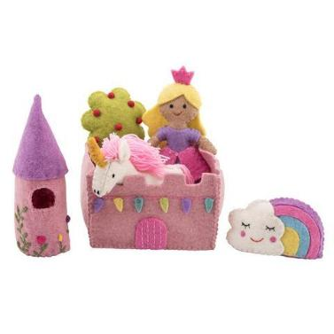 Pashom: Princess Felt Play Set