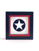 Navy Star Wall Art