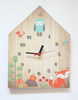 Forest Ply House Clock