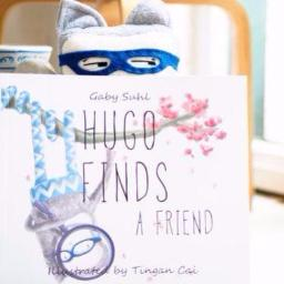 Hugo Finds a Friend Book