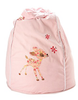 Baby Deer Pink Bean Bag