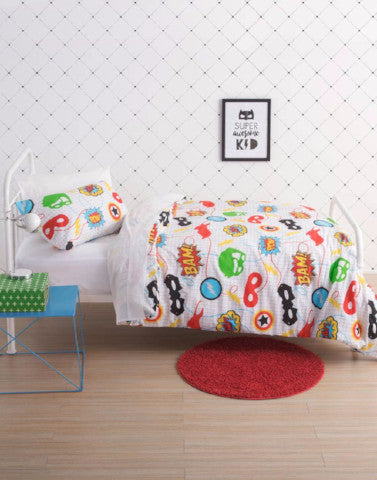 Super Hero Duvet Set