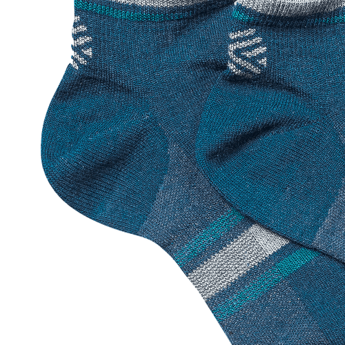 USA Made Low Lite Wool Crew Sock