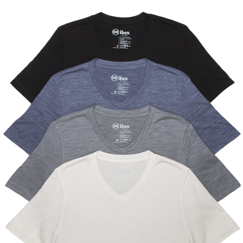 Essentials Short Sleeve V-Neck