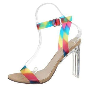 Cindy High Heel Sandals - Endynelboutique