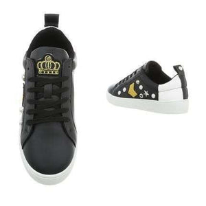 Alexa High Top Sneaker - Endynelboutique