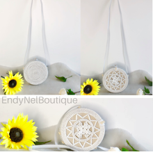 Load image into Gallery viewer, Tamara Woven Bag - Endynelboutique
