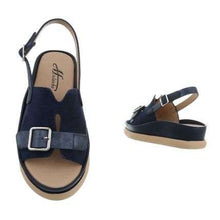 Load image into Gallery viewer, JACKIE TAUPE ESPADRILLE WEDGE SANDALS - Endynelboutique