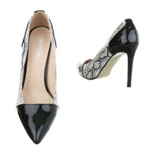 Load image into Gallery viewer, CLARA  HIGH HEEL PUMPS - Endynelboutique