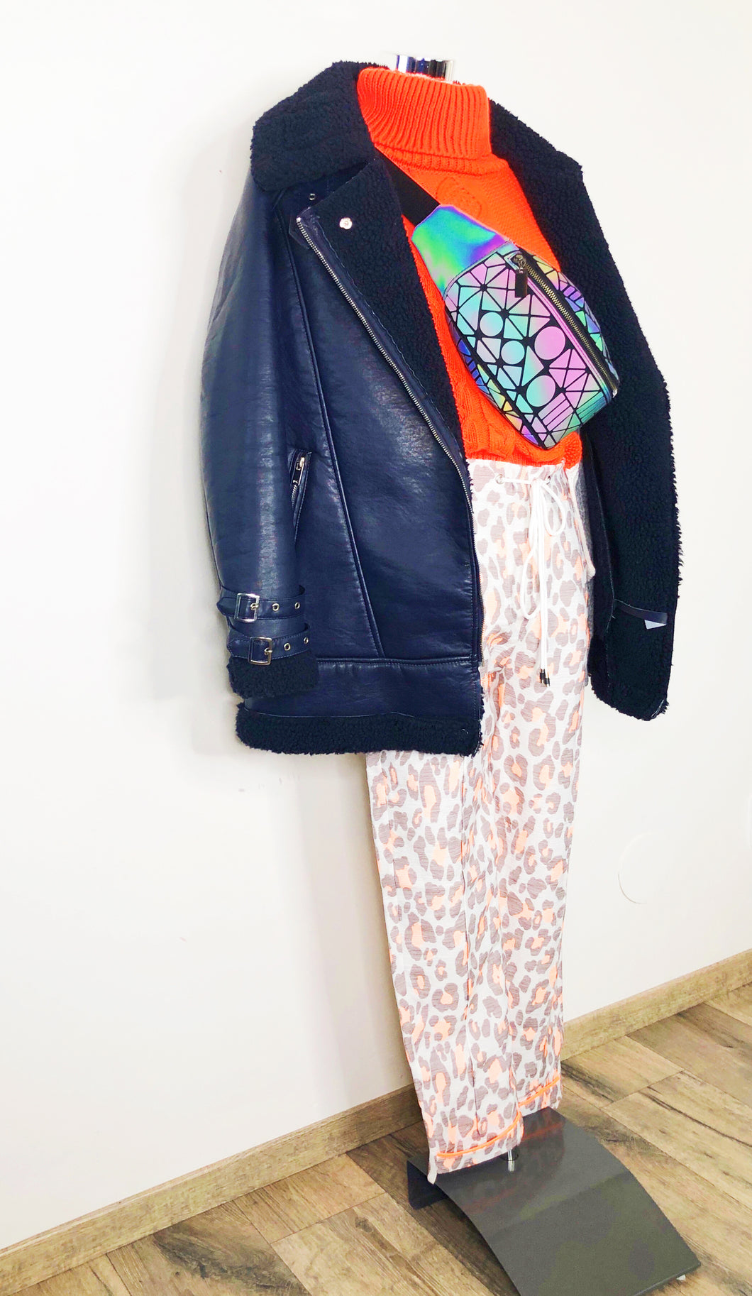 Statement BiKer Jacket - Endynelboutique