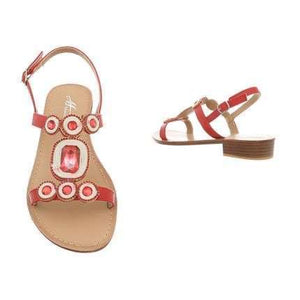 Amaya studded Sandals - Endynelboutique