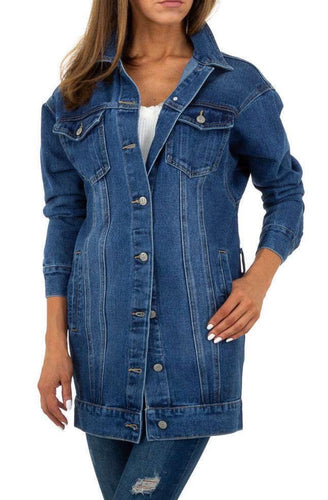 Denim Jacket - Endynelboutique