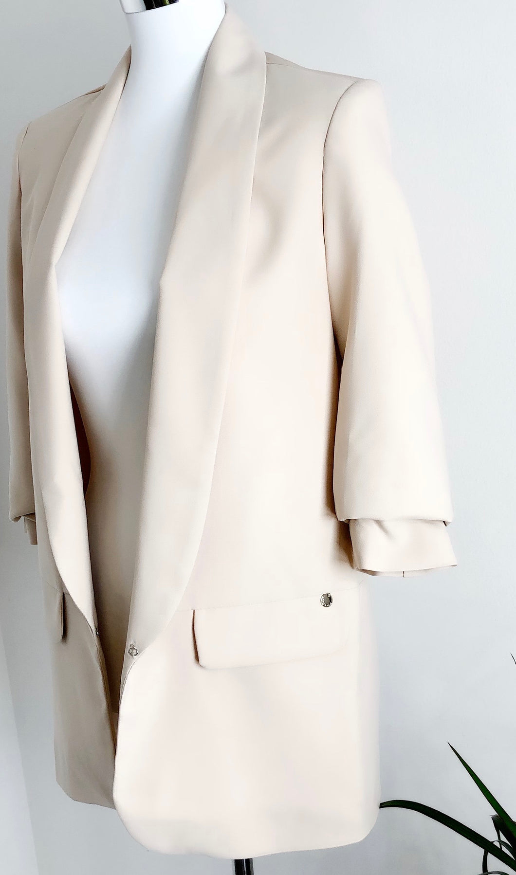 Lisa Blazer Jacket - Endynelboutique