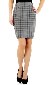 Chrissy Rocky Short Skirt - Endynelboutique