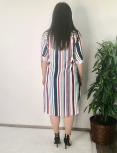 Gina Shirt Dress - Endynelboutique