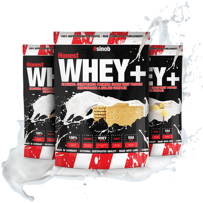 Blackline Honest Whey 1kg