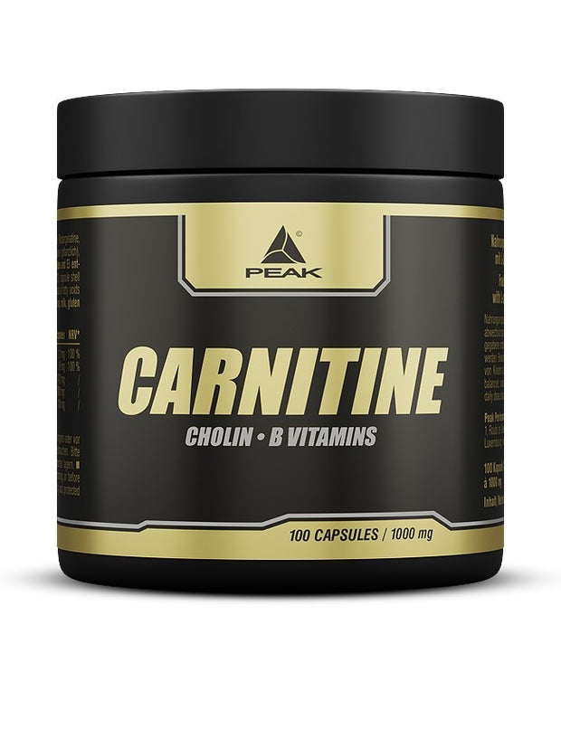 Peak Carnitine - Body & Shape Sportnahrung