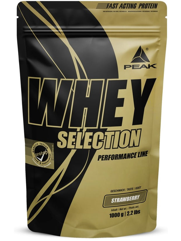 Whey Selection 1000g