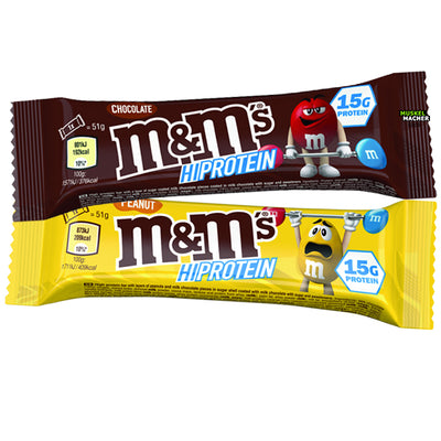 M&M's Hi Protein Bar